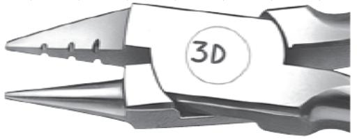 3Dプライヤー