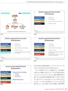 JOP/矯正臨床ジャーナル 2020年1月号